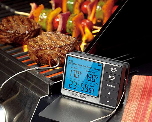 Prograde Thermometer